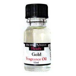 gold fragrance oil