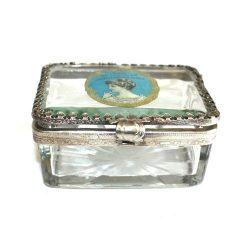 square glass box