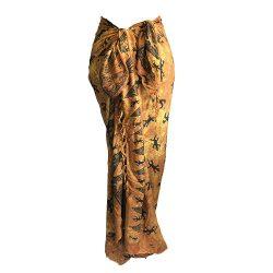 chocolate sarong