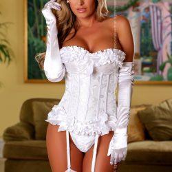 magic moments corset