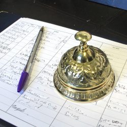 Desk/Office/Reception Bells